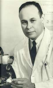 Dr Charles Drew, African American physician and surgeon. Pioneered blood transfusion and established the American Red Cross blood bank