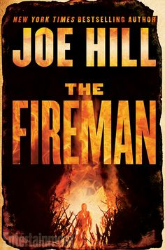THE FIREMAN by Joe Hill. Click through for full review.