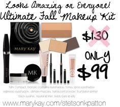 Ultimate Fall Makeup Kit - Stetson K Patton