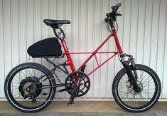Moulton Millenium BionX - Moulton Forum Moulton Bicycle, Push Bikes, Urban Bike, Electric Bicycle, Mini Bike, Inventions, Classic, Inspiration, Bicycles