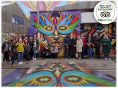 Bristol Street Art Tours - award winning Trip Advisor Certificate of Excellence 2015 and 2016 Bristol Street, Art Articles, Certificate, Trip Advisor, Graffiti, Street Art, Tours, Urban, Lifestyle