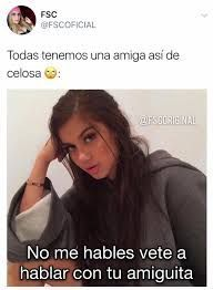 Soi io :'v Bff Images, Funny Images, Funny Spanish Memes, Spanish Humor, Bff Quotes Funny, Funny Jokes, Boys Vs Girls, Girl Thinking, Best Friend Goals