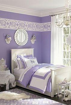 new girls bedroom chandeliers ideas for your house throughout bedroom girl purple bedroom ideas teenage girl bedroom ideas. Girls Bedroom, White Girls Rooms, Teen Girl Rooms, Teenage Girl Bedrooms, Little Girl Rooms, Bedroom Decor, Girls Room Purple, Bedroom Furniture, Garden Bedroom