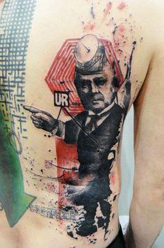 Tattoo Artist - Xoil Tattoo | Tattoo No. 10607