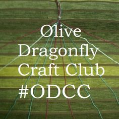 #ODCC 1st meeting of craft club - friendship bracelets