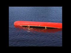 ▶ How to Empty a Swamped Canoe from the Water - Capistrano Flip - YouTube