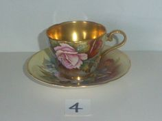 ,,,OVERSEAS BUYERS PLEASE PLEASE ,,,,,,CONTACT ME FOR POSTAGE COSTS BEFORE BIDDING,,,,,, I ONLY CHARGE EXACT POSTAGE COSTS,,,,,,I DO NOT CHARGE FOR CARTONS OR BUBBLE WRAP ETC,,, FOR SALETHIS LOVELYSTUNNING LOOKING CUP AND SAUCERthe fourth of four I,m selling at the momentSIGNED AND PAINTED BYJ A BAILEYTHIS CUP AND SAUCER IS FROM THE ART DECO PERIODITS THE QUITE RARE SMALLER SIZEITS IN GREAT CONDITION WITHNO CHIPS , CRACKS , CRAZING OR RESTORATIONTHE GUILDING IS ALSO VERY GOOD I WOULD SAY AT…