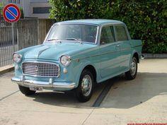 Fiat 1100 Special, 1961 model