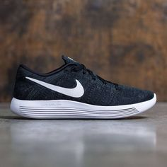 Nike Lunarepic Bajo Flyknit 'Negro 'Negro 'Negro  Blanco' Flyknit Pinterest 3f57d2