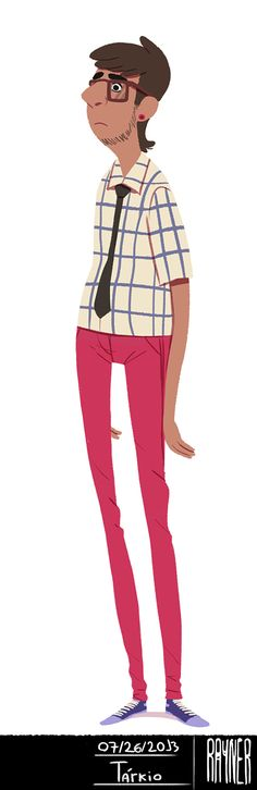 Mr. Ious Universe by Rayner Alencar, via Behance ✤ || CHARACTER DESIGN…