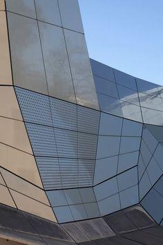 FRAC Centre, Architects: Jakob + MacFarlane, Location: Orleans, France, 2013