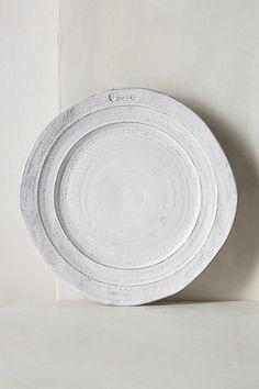 Glenna Dinner Plate #anthropologie
