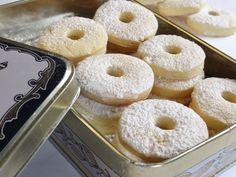 Ricetta Dessert : Biscotti alla panna da Vmarangoni