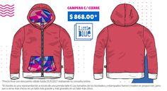 Mi diseño Little Blue Athletic, Zip, Sweaters, Jackets, Fashion, Templates, Girls, Down Jackets, Moda