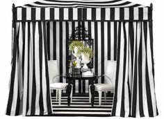 Portofino Pavilion - Black | Decorative Accessories | Accessories | Decor | Z Gallerie