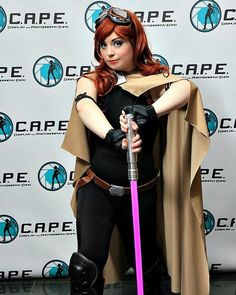 Here's another new(ish) photo of my Mara Jade from Anime Boston! I can't believe I didn't cosplay a single anime character there. Oops.  Stay tuned for my Jaina Solo at Eternal Con next week! <3  Mara Jade: Fairwind Cosplay PC: FirstPerson Shooter of Nerd Caliber Saber by Ultra Sabers Cloak clasps 3D-printed by Whim.Works  #animeboston #animeboston2016 #cosplay #marajade #marajadeskywalker #starwars #cosplayphotography #firstpersonshooter #nerdcaliber #whimworks #3dprinting #lightsaber…