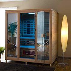 Infrarot Sauna, Pool Lounge, Room, Furniture, Home Decor, Bedroom, Homemade Home Decor, Rooms, Home Furnishings