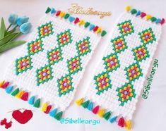 2018 Lif Modelleri 2018 Lif Modelleri - Değişik Lif Modelleri 2018 lif modelleri oldukça renkli ve çeşitli boyutlarda bulunuyor. Lif örmeyi bilenler bu işi tutku...  #2018lifmodeli #2018lifmodelleri #lifmodeli Crochet Doilies, Crochet Flowers, Knit Crochet, Peacock Crochet, Crochet Table Mat, Knit World, Knit Fashion, Baby Knitting Patterns, Crochet Designs