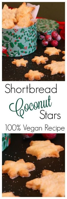 It occurred to me the other day, that shortbread and all those shortbread-a-like biscuits that have that flaky short crumb are basically just shortcrust pastry with sweetener and maybe flavourings. This easy vegan recipe is perfect for Christmas gifting or just to sneak for a Christmas treat.