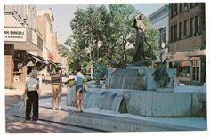Downtown Mall in Winona, Minnesota www.visitwinona.com