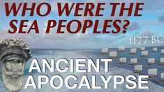 The Sea Peoples & The Late Bronze Age Collapse // Ancient History Documentary (1200-1150 BC) - YouTube Ancient Aliens, Ancient Art, Bronze Age Collapse, Sea Peoples, Ancient World History, Dreams And Nightmares, Ancient Mysteries, Prehistory, Ancient Civilizations
