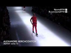Alexandre Herchcovitch Verão 2015