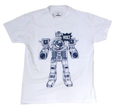 Partybot tee