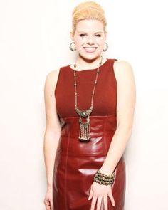 Megan Hilty - New York Fashion Week #nyfw  @meganhilty #makeup by #tanyaraebeauty #hair by @pennyjamessalon #redcarpet