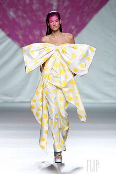 Agatha Ruiz de la Prada - Ready-to-Wear - Spring-summer 2014 - http://www.flip-zone.net/fashion/ready-to-wear/independant-designers/agatha-ruiz-de-la-prada-4122