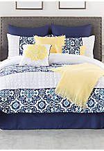 Bali King 10-Piece Comforter Set