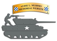 Audie L. Murphy Memorial Website.