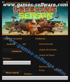 Crashing Season Hack Tool
