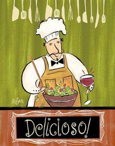Culinarian II (Rebecca Lyon)