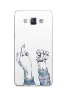 Capa Samsung A5 Fuck You - SmartCases - Acessórios para celulares e tablets :)