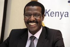 Kenya Power MD Ben Chumo.