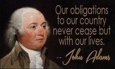 John Adams Quotes John Adams  200 Patriot  John Adams  Pinterest  John Adams