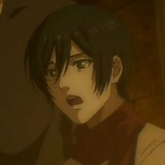 Mikasa, Armin, Moon Images, Anime Wallpaper Phone, Anime Profile, Titans Anime, Attack On Titan Anime, Kawaii Anime Girl, Big Love