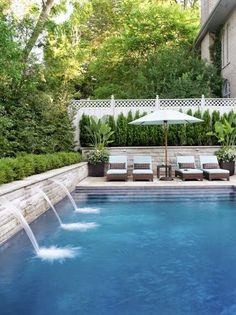 192 Best Water Features Images In 2019 Pools Swimming Pool