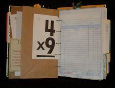 A Creative Operation: A Swap Junk Journal!