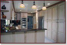 Custom Cabinet Renewal #KitchenSaver #Remodel #Remodeling #Maryland  Http://kitchensaver