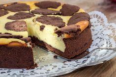 Pumpkin Bars With Brownie Desserts, Brownie Cookies, Brownie Recipes, Chocolate Recipes, Easy Baking Recipes, Healthy Dessert Recipes, Dessert Russe, Chewy Brownies, Cream Cheese Brownies