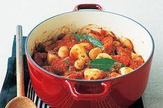 Chorizo and bean stew - Delicious Magazine. Perfect for Winter