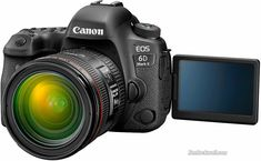 Canon 6D Mk II flipping LCD