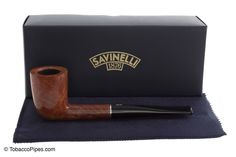 TobaccoPipes.com - Savinelli Tre 401 Tobacco Pipe - Smooth, $96.00 (http://www.tobaccopipes.com/savinelli-tre-401-tobacco-pipe-smooth/)