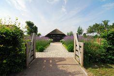 Nieuw-landelijke tuin op de Veluwe