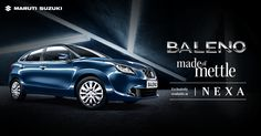 Please visit http://bit.ly/Baleno-Test-Drive to test drive #Baleno. Or call the toll free number 1800 200 6392.