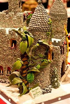 2009 National Gingerbread House Competition - Asheville, NC  by tamih, via Flickr
