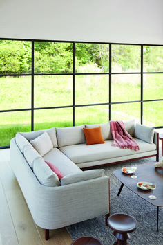 Sofa Design, Furniture Design, Interior Design, Living Room Sectional, Living Room Sofa, Corner Sectional Sofa, Sectional Sofas, Couches, Living Spaces