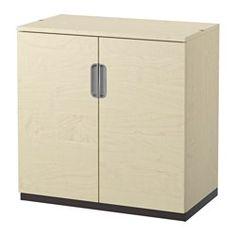 IKEA - GALANT, Armario con puertas, chapa abedul, , Incluye 10 años de garantía. Consulta las condiciones generales en el folleto de garantía.Como la parte trasera está tratada, puedes poner el mueble en medio de una habitación.Gracias al amortiguador la puerta se cierra suave y silenciosamente.Espacio detrás de las baldas para pasar los cables y sacarlos por la salida en la trasera.Baldas regulables para que puedas adaptar el espacio a tus necesidades.Incluye un gancho que se puede usar…