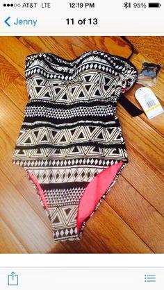 jessica simpson bathing suit #JessicaSimpson #OnePiece